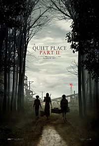 A Quiet Place Part II غطاء