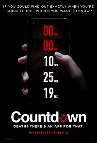 Countdown غطاء