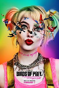 Birds Of Prey: And The Fantabulous Emancipation Of One Harley Quinn غطاء