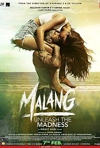 Malang - Unleash The Madness غطاء