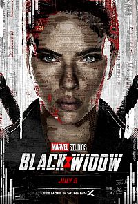 Black Widow غطاء