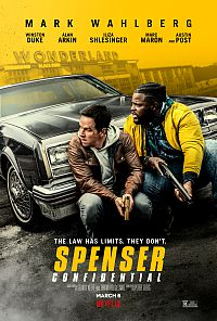 Spenser Confidential غطاء